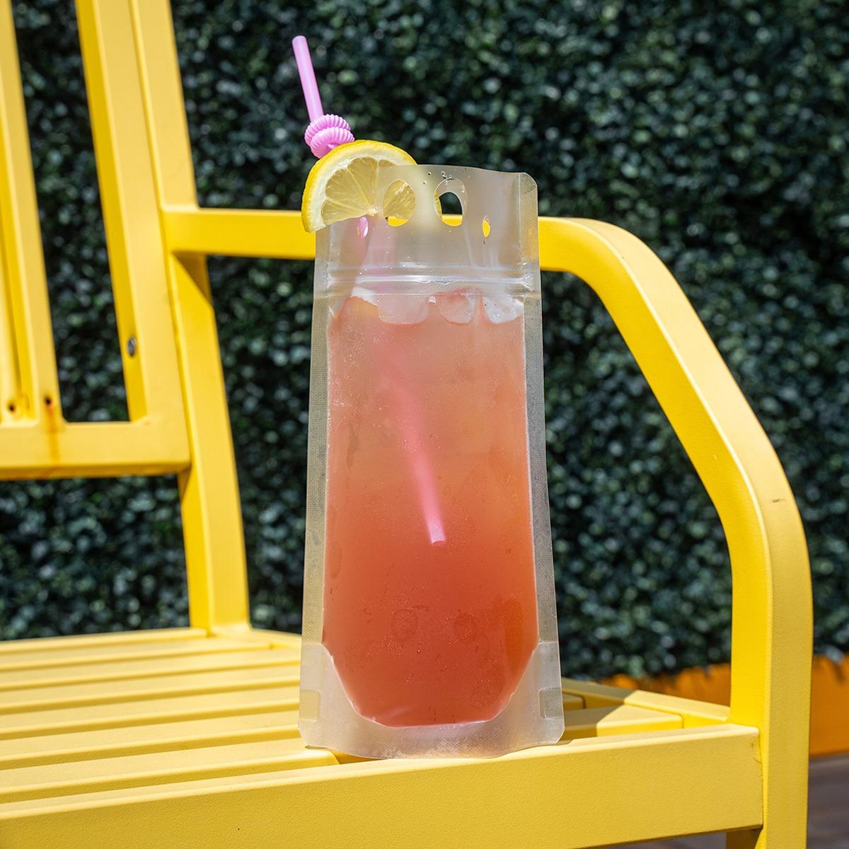 Strawberry Hibiscus Refresher